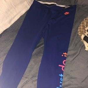 Nike Capri tights